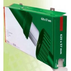 Filtry rurowe 620 x 57 mm gramatura 60g 250 szt