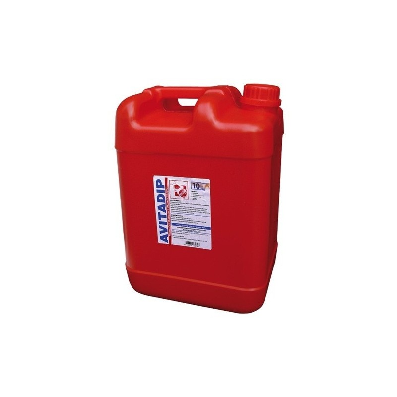 AvitaDip 10 l.-płyn do poudojowej dezynfekcji strzyków