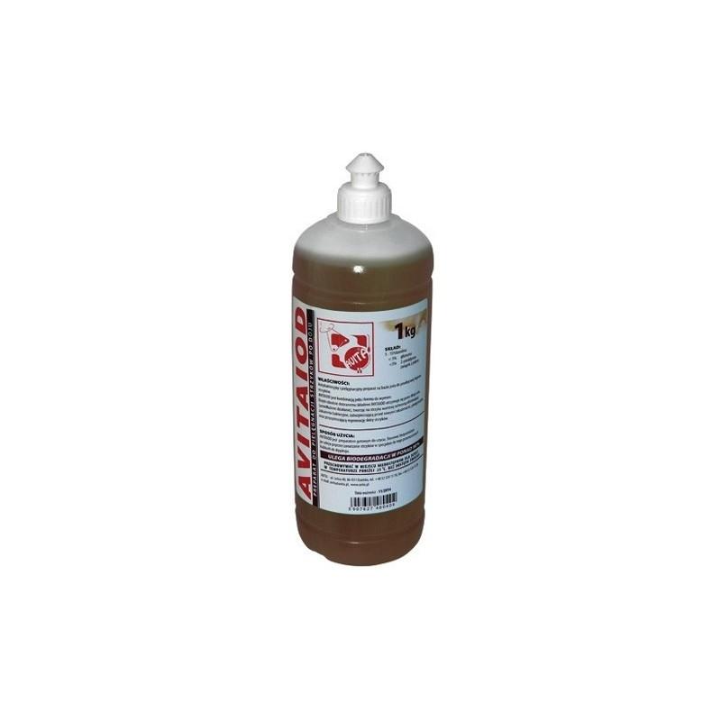 Awitaiod 1l.-płyn do poudojowej dezynfekcji strzyków