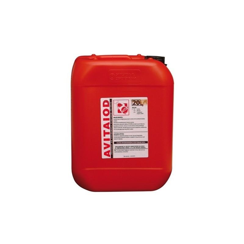 Avitaiod 20 l.-płyn do poudojowej dezynfekcji strzyków