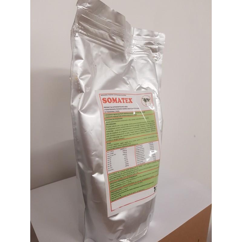 Somatex- na komórki somatyczne w mleku