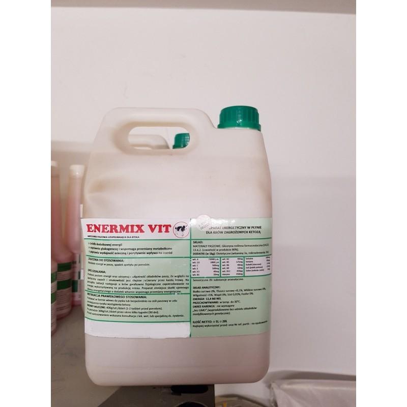 Enermix Vit-energia,witaminy dla krów